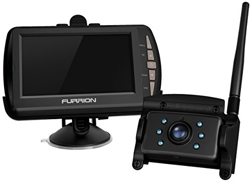 Furrion Frc12ta Bl Rv Back Up Camera System Camera