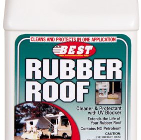 B.E.S.T. 55048 Rubber Roof Cleaner U0026 Protectant Bottle U2013 48 Oz. Not Only  The BEST Cleaner But Also The BEST Protectant For Your Rubber Roof  Professional ...