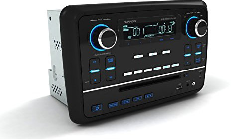 Furrion Dv1200 Wall Mount Bluetooth And Hdmi Rv Stereo